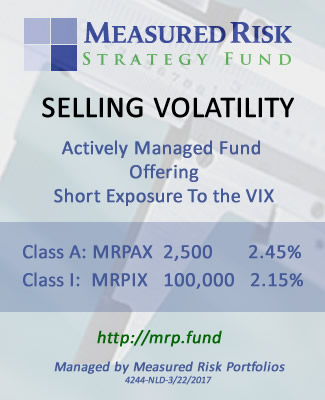 Measured Risk Strategy Fund MRPAX MRPIX